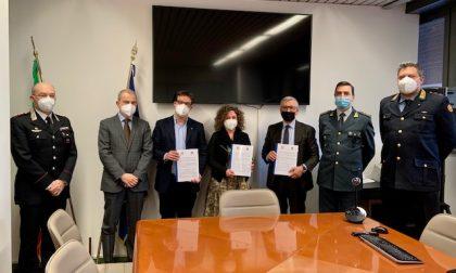 Anche Lomagna e Airuno sottoscrivono il protocollo per il controllo di vicinato