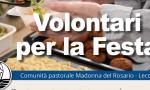 Lecco, cercasi volontari per donare un pasto nei giorni di festa