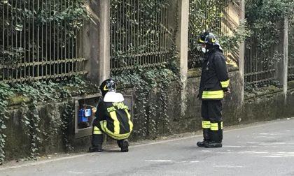 Fuga di gas: i Vigili del Fuoco scongiurano il peggio