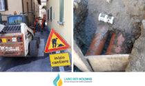 Qualità delle acque: nuova fognatura fino al depuratore di Valmadrera