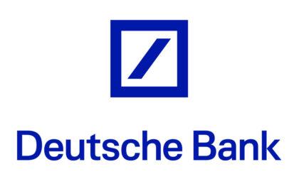 Deutsche Bank chiude 14 filiali