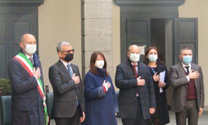 """Il prefetto De Rosa: """"Cosa ci rende Cittadini? L'appartenenza alla città, a una comunità"""""""