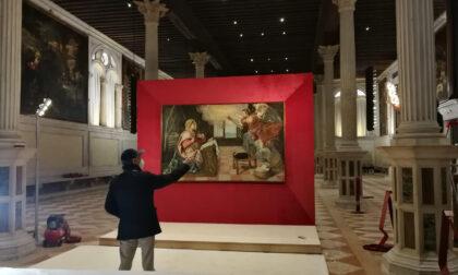 L'Annunciazione del Tintoretto protagonista dell'esposizione a Venezia per i 1600 anni di fondazione della città lagunare