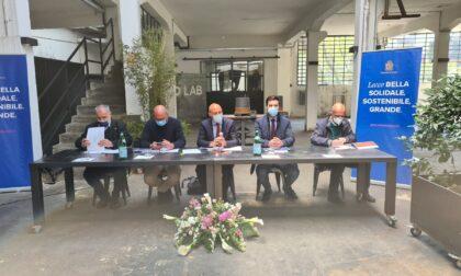 """Primi 6 mesi di Gattinoni: """"Lecco laboratorio di sostenibilità con autobus gratuiti per gli under 19"""""""