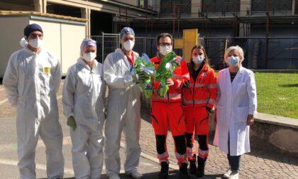 Il gran cuore della Croce Verde: donate le uova di Pasqua ai bimbi in ospedale