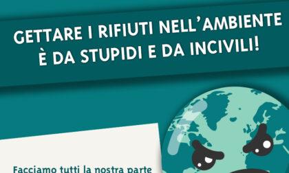 """""""Non abbandonate i rifiuti nell'ambiente!"""", la campagna del Circolo Ambiente Ilaria Alpi"""
