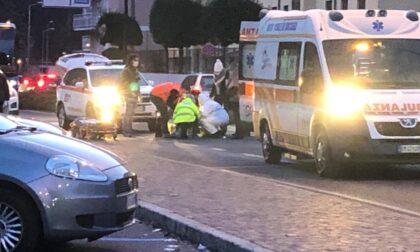 36enne investita davanti all'ospedale, è in condizioni serie