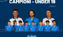 Under 19 Nazionale, i blucelesti vincono il primo posto nel girone C