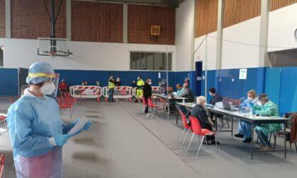 Vaccinazioni: riaprono gli hub di Calolzio, Oggiono e Merate per i richiami