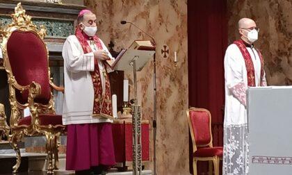 """Monsignor Delpini a Lecco per la consegna egli Oli Santi: """"Pasqua sia Segno di grazia, trasformazione e speranza"""""""