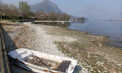 """Gli esperti: """"Allarme siccità"""". Anche il nostro lago ne risente FOTO"""