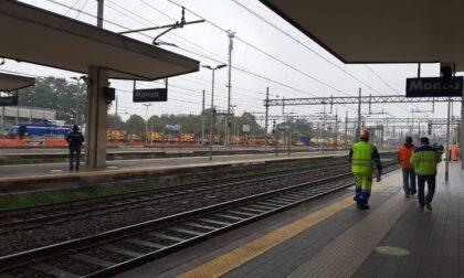 43enne muore investito da un treno, linee bloccate