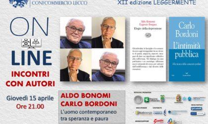 Leggermente: giovedì l'incontro delle scuole con Barbero e il confronto serale tra Bordoni e Bonomi