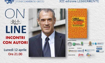 Leggermente 2021: sabato 10 appuntamento con Petrosino, lunedì 12 spazio a Cottarelli
