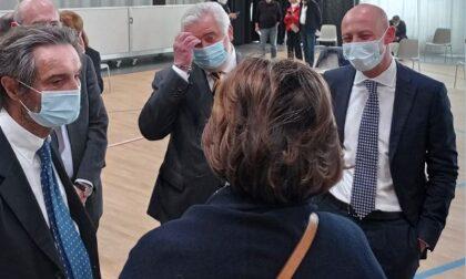 """Il sindaco Gattinoni: """"Abbiamo realizzato l'impensabile"""""""