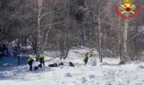 Valanga in Grignetta: ai piedi del distacco due cani che abbaiavano. Nessun ferito