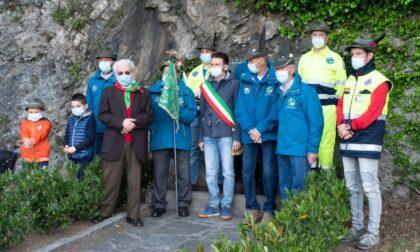 Celebrazioni del 76° anniversario della Liberazione a Varenna FOTO