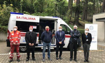 ArtigianiAMO Lecco: il cuore artigiano a sostegno della Croce Rossa