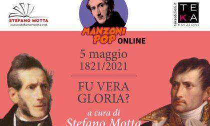 """Un evento per raccontare """"Il Cinque Maggio"""" scritto dal Manzoni in occasione del bicentenario della scomparsa di Napoleone"""