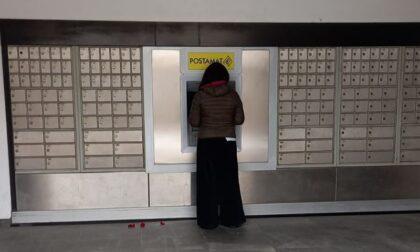 Installato a Mandello un Postamat di ultima generazione
