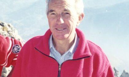 Ragni in lutto per la scomparsa di Corrado Zucchi