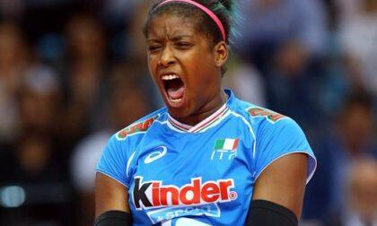 Miriam Sylla è il nuovo capitano della Nazionale Italiana femminile di volley. Domani tutta la squadra vaccinata in vista delle Olimpiadi