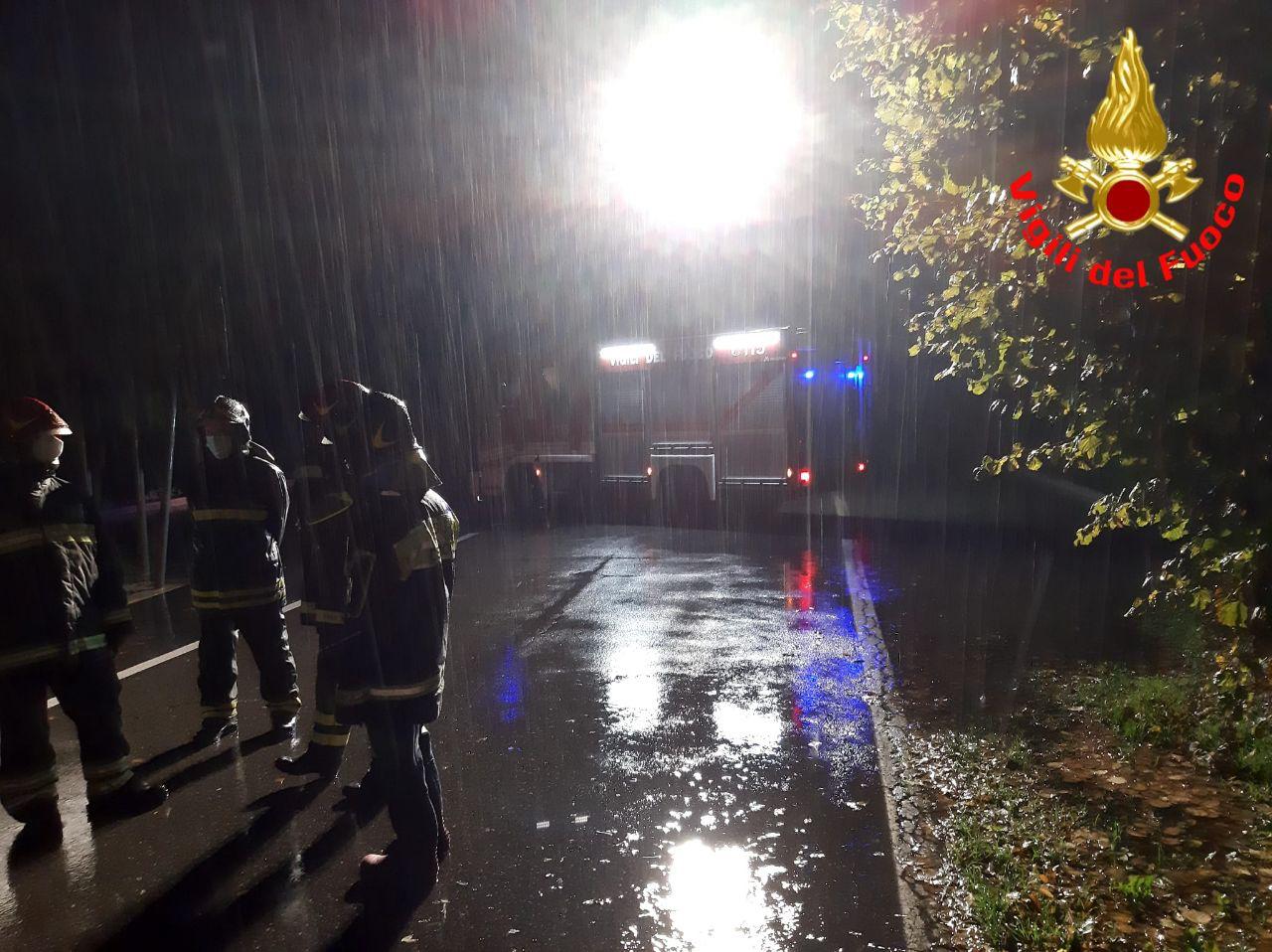 Allerta Meteo: dalle 17 chiude la Lecco-Bellagio per rischio frane