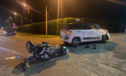 Incidente in moto, muore giovane mamma lecchese: lascia due bambini