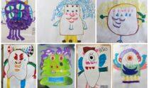 Operazione mostro: realizzati più di 1500 disegni