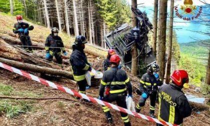 Funivia precipitata in Piemonte: distrutta una famiglia di Pavia, padre, madre e bimbo di due anni. Cinque vittime di Varese