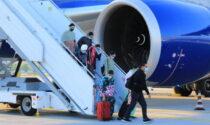 Volo dall'India atterrato a Orio: rilevati cinque casi di variante indiana e uno di inglese