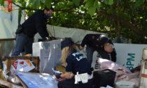 Ennesimo blitz delle forze dell'ordine alla Piccola, murata una casa occupata abusivamente