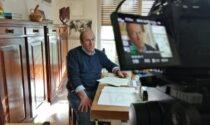 """Partite a Lecco le riprese del documentario che racconta 50 anni di """"Mondo giusto"""""""
