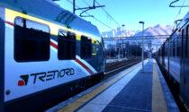 Treni: con il nuovo orario più collegamenti con le mete turistiche e nuova fermata a Mandello