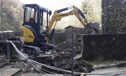 Iniziati i lavori di potenziamento dell'impianto di depurazione