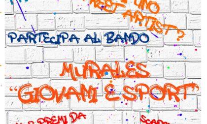 Centro sportivo, cercansi giovani artisti per realizzare due murales