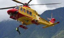 Bimbo di 8 anni si ferisce sul sentiero per il Resegone: portato in ospedale in elicottero