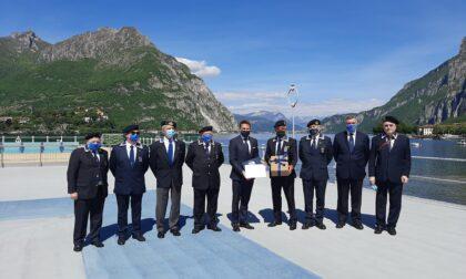 L'ANMI di Lecco compie 100 anni, il messaggio dell'Ammiraglio Cavo Dragone FOTO E VIDEO