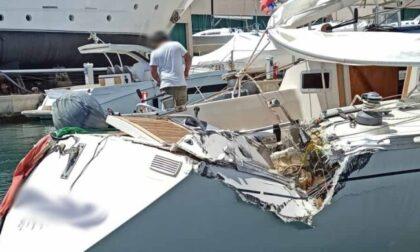 Scontro tra un motoscafo guidato da un  imprenditore bergamasco e una barca a vela: muore un medico