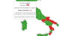 Lecco e Lombardia restano in zona gialla. La situazione in provincia