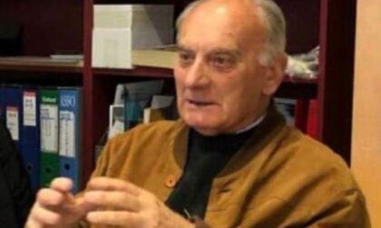 Comunità in lutto per la scomparsa di Giancarlo Papini, storico volontario