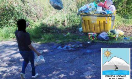 Abbandono dei rifiuti: in 3 giorni identificate e sanzionate 30 persone