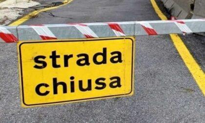 Controlli sul cavalcavia 18: stop alle auto sulla Statale 36