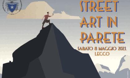 Street art in parete: sabato artisti all'opera in piazza Garibaldi