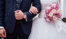 Matrimoni dimezzati per colpa del Covid. Contraccolpo per le 2.206 imprese del settore del wedding attive in provincia di Lecco