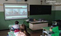 Educazione alla legalità ambientale: a scuola con i Carabinieri Forestali di Lecco