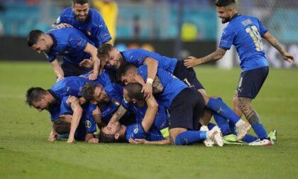 """L'Italia azzurra sogna grazie al """"nostro"""" Manuel Locatelli"""