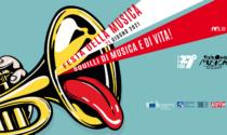 A Olginate è tutto pronto per la Festa Europea della Musica 2021