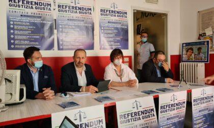 Referendum riforma Giustizia:  estate di gazebo per raccogliere le firme nel Lecchese