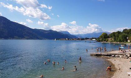 Primo vero weekend dal sapore estivo: ecco le spiagge da visitare nel Lecchese